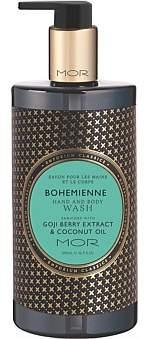 MOR Hand & Body Wash 500Ml Bohemienne