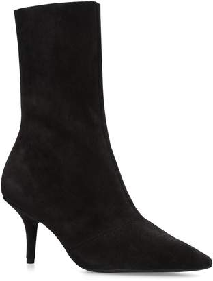 Yeezy By Kanye West Suede Ankle Boots 70