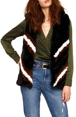 Heartloom Daro Faux Fur Vest