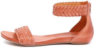 Django & Juliette Gamree Grey-light pewter Sandals Womens Shoes Casual Sandals-flat Sandals