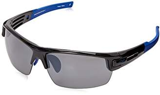 Greg Norman G4223 Polarized Wrap Sunglasses