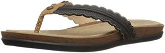 G.H. Bass & Co. Women's Samantha Wedge Flip Flop