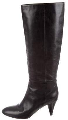 Loeffler Randall Leather Knee-High Boots