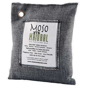 Moso Natural 200 gm Air Purifying Bag Deodorizer. Odor Eliminator Cars