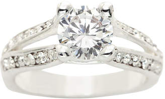 SPARKLE ALLURE Sparkle Allure Womens White Engagement Ring