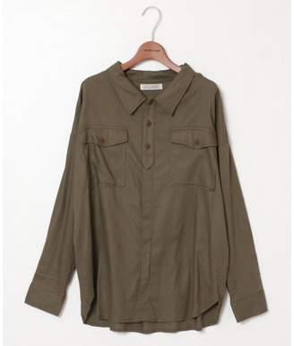 Doublename (ダブルネーム) - ダブルネーム Wポケットビッグシャツ