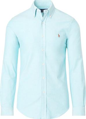 Ralph Lauren Slim Fit Stretch Oxford Shirt