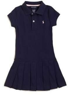Ralph Lauren Toddler's& Little Girl's Polo Dress