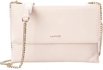 Lanvin Mini Sugar Leather Shoulder Bag