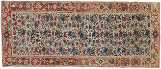 "One Kings Lane Vintage Antique Persian Rug - 3'7"" x 8'7"" - Galerie Shabab"