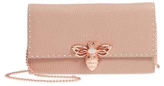 Ted Baker Janese Bee Embellished Matinee Wallet