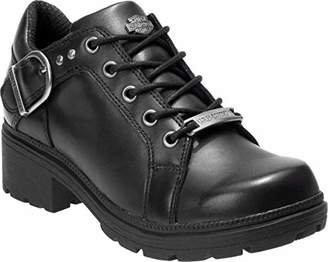 Harley-Davidson Women's Rovana 3-Inch Casual Ankle Boots D84407 (