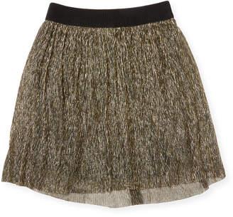 Little Marc Jacobs Party Metallic Skirt