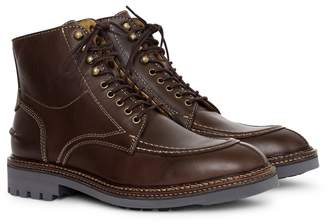 Hudson Wycombe Calf Boot Brown