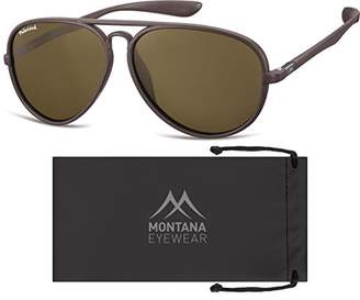 Montana Unisex MP29 Sunglasses,56-14-140