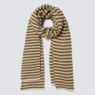 Seed Heritage Stripe Knit Scarf