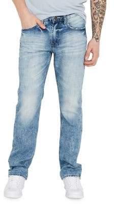 Buffalo David Bitton Evan Slim Straight Jeans