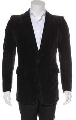 Rick Owens Corduroy Sport Coat