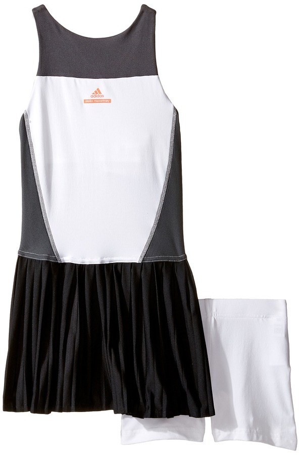 adidas Kids - Stella McCartney Barricade Dress Girl's Active Sets