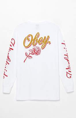 Obey Careless Whispers Long Sleeve T-Shirt