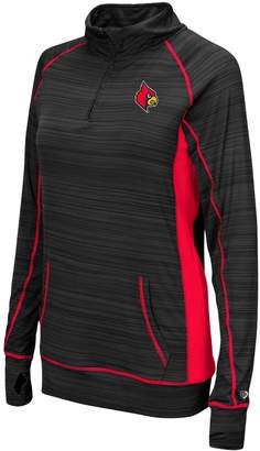 Women's Campus Heritage Louisville Cardinals Apothecary Pullover