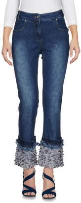 Roberta Scarpa Denim pants - Item 42670049