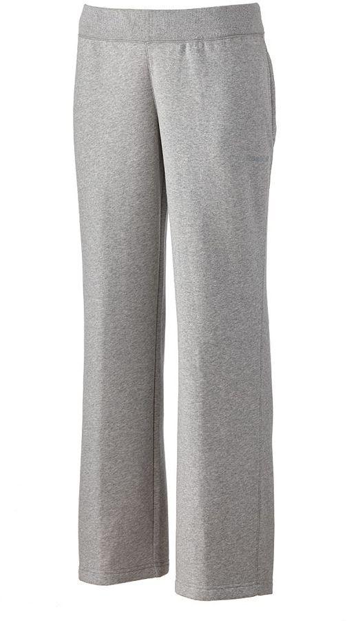 Reebok fleece pants