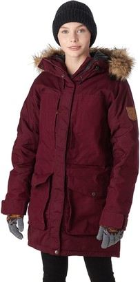 Fjallraven Barents Insulated Parka - Women's