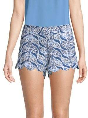 Lilly Pulitzer Dahlia Printed Shorts