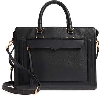 Rebecca Minkoff Large Bree Leather Satchel