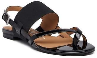 Calvin Klein Berry Patent Sandal
