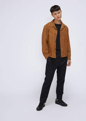Editions M.R. Safari Suede Leather Jacket