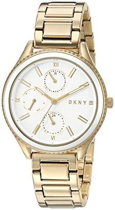 DKNY Women's 'Woodhaven' Quartz Stainless Steel Casual Watch