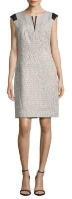 Lafayette 148 New York Zelina Cotton-Blend Dress