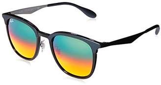 Ray-Ban Plastic Unisex Square Sunglasses