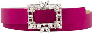 Roger Vivier belt with pin