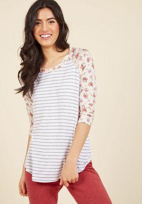 Swing, Pattern, Pattern Top in Grey Stripes in XXL $20.99 thestylecure.com