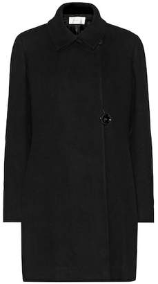 The Row Cotton and wool coat
