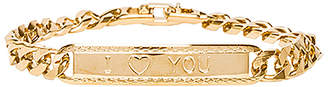 Vanessa Mooney The I Heart You ID Bracelet