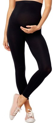 Women's Rosie Pope Seamless Maternity Leggings $32 thestylecure.com