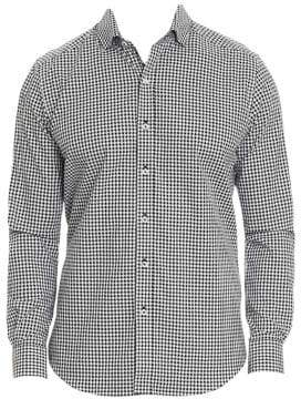 Robert Graham Emmett Houndstooth Button-Down