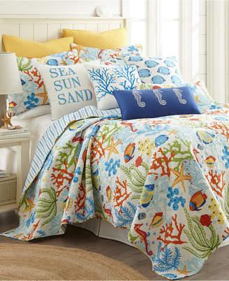 Levtex Home Portofino Twin Quilt Set Bedding