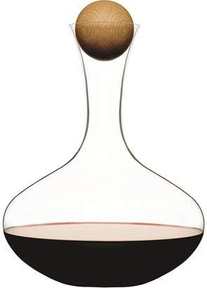 Sagaform Large Wine Carafe with Oak Stopper
