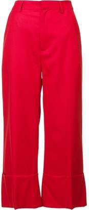 Sea cropped pants