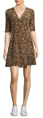Diane von Furstenberg Silk Savilla Dress
