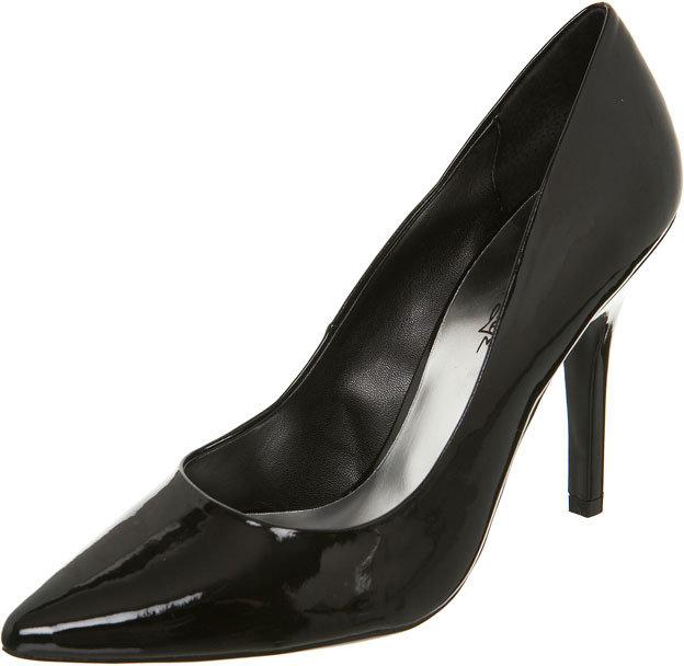 Black Point Stiletto Shoe