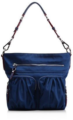 MZ WALLACE Belle Hobo $365 thestylecure.com