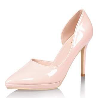 AIIT Women's Fashion Stiletto High Heel Dress Pumps Shoe