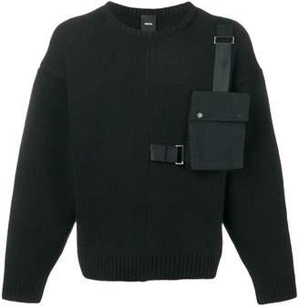 D.Gnak utility sweater