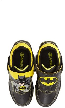 Boy's Heelys 'Twister X2 - Batman' Wheeled Sneaker $70 thestylecure.com